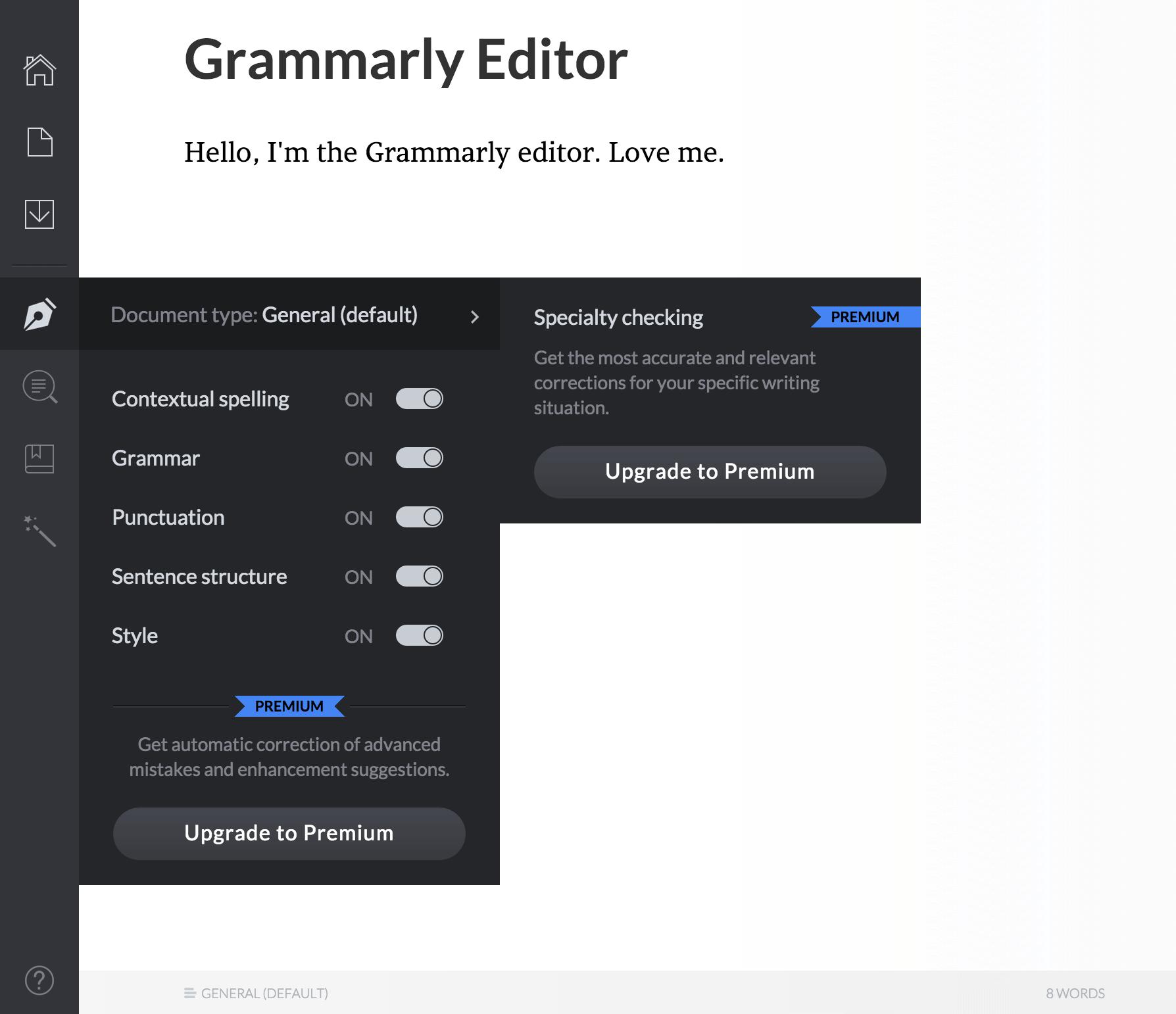 grammarly-editor